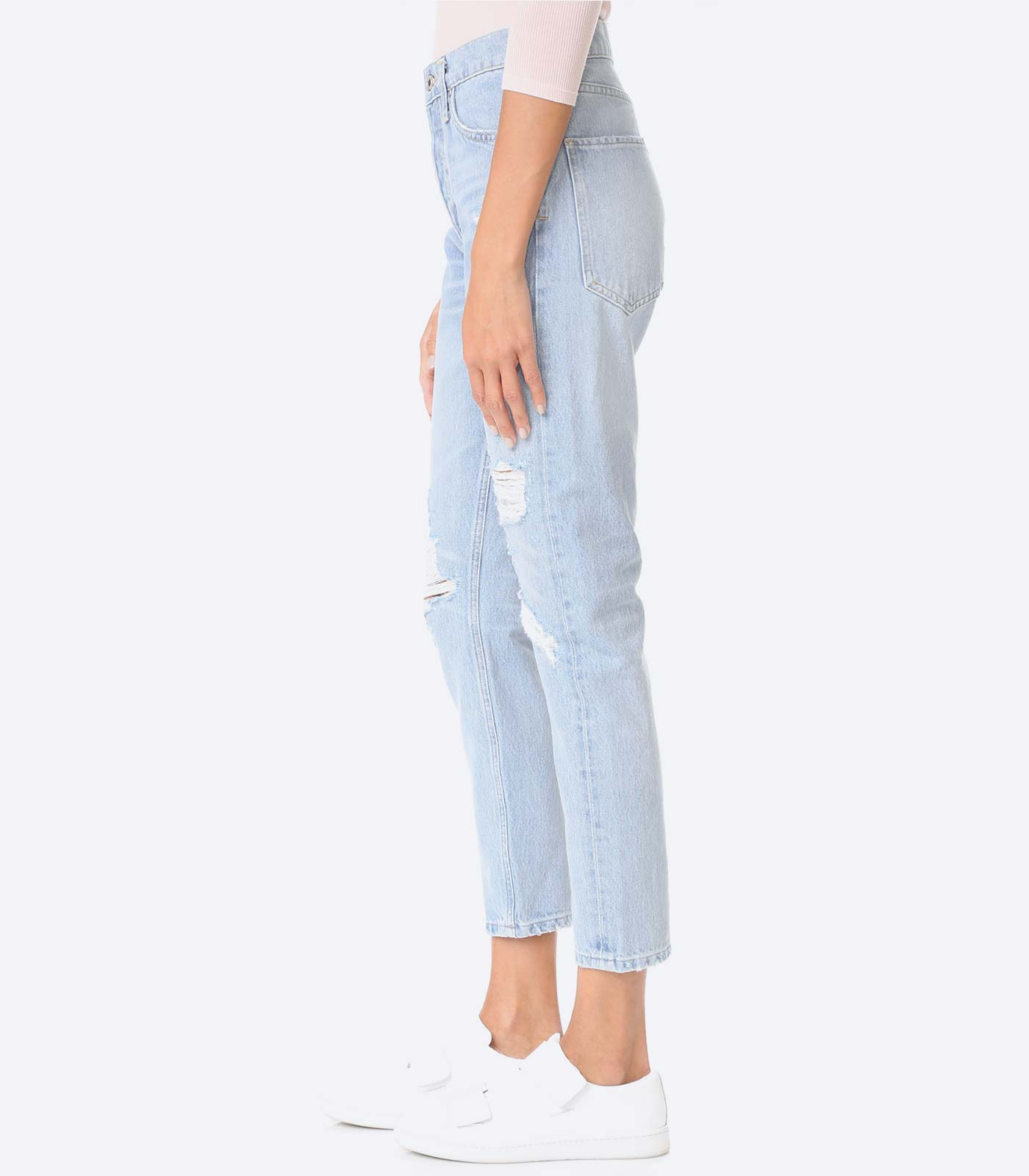 High Rise Classic Jeans